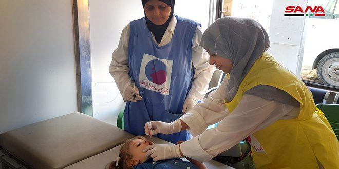 Ministerio de Salud lanza campaña nacional de vacunación contra la poliomielitis