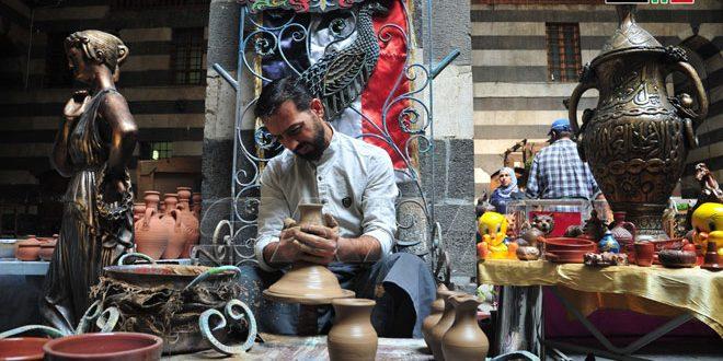 Festival Bajo el Cielo de Damasco…