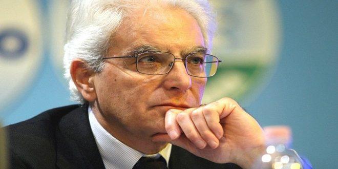 Presidente de Italia repudia la agresión turca contra Siria