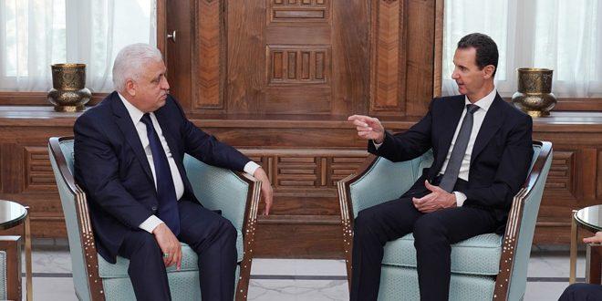 Al-Assad: la agresión del régimen de Erdogan es una invasión y respondemos por todos los medios legítimos disponibles