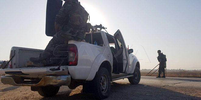 Fuerzas del Ejército Árabe Sirio se despliegan en provincias de Raqqa y Hasakeh