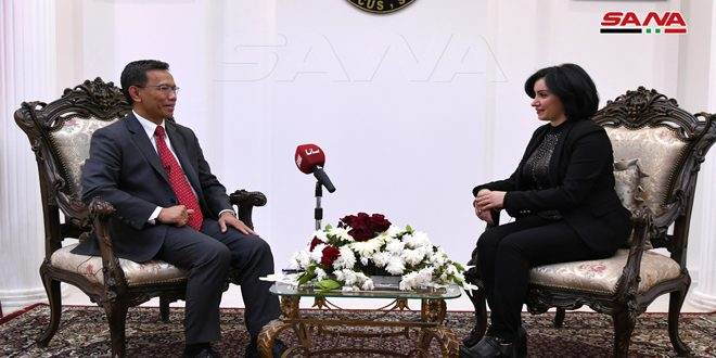 Indonesia ratifica su respeto a la soberanía e integridad territorial de Siria