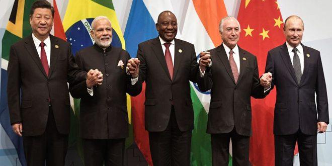Líderes de BRICS reiteran su compromiso con la soberanía y unidad territorial de Siria