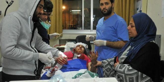 Dos mártires, cuatro heridos y daños materiales a consecuencia de la agresión israelí esta madrugada. (fotos)