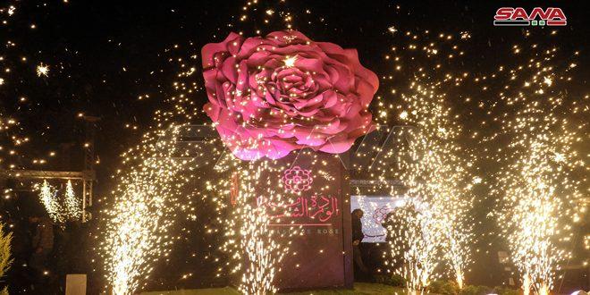 La rosa siria inscrita en lista del patrimonio inmaterial de la Unesco
