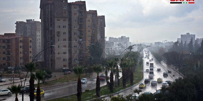 Pronostican bajas temperaturas e intensas lluvias en todo el país. (+ fotos)