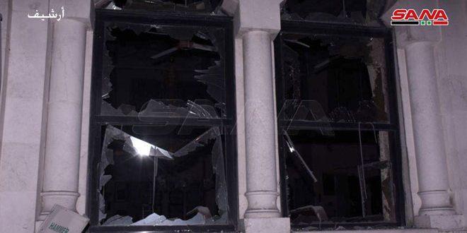 Bombardeos terroristas matan a dos civiles al oeste de Alepo