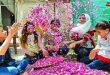 La Unesco incluye la Rosa Siria en la lista del patrimonio cultural inmaterial de la humanidad