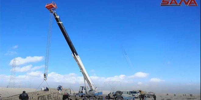 Sector de electricidad en la guerra desafía al terrorismo y la destrucción