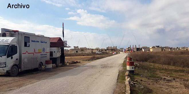 Los terroristas siguen impidiendo acceso de civiles a corredores humanitarios en Idleb y Alepo