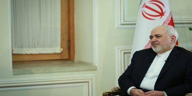 Zarif: hay que continuar la lucha contra el terrorismo en Idleb