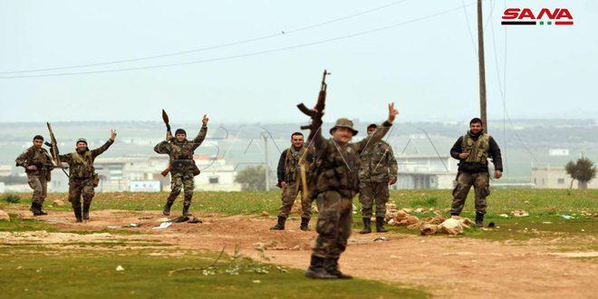 Ejército sirio avanza en Idleb y libera cinco nuevas localidades y una montaña