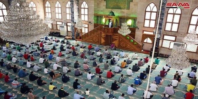 Mezquitas de Siria reabren sus puertas para los fieles