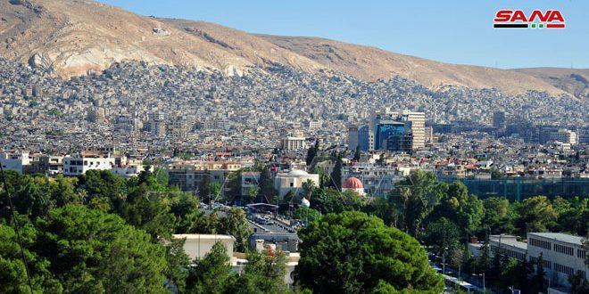 Clima caluroso prevalece en Siria y las temperaturas ascienden a 44 Grados Celsius en algunas provincias