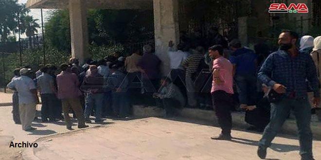 Milicia mercenaria de Washington ocupa parte de la Administración de Silos en Hasakeh, Siria