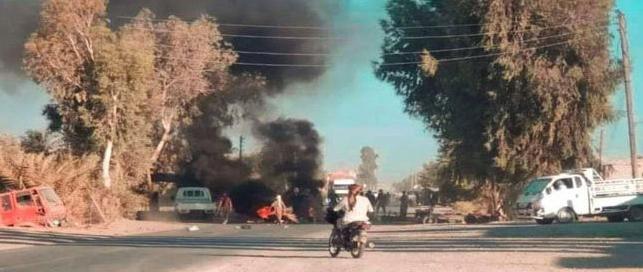 Destruyen cuatro vehículos militares de una milicia proestadounidense en Deir Ezzor