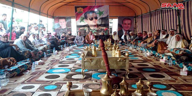 Tribus de Hasakeh llaman a expulsar a todas las fuerzas de ocupación del territorio sirio