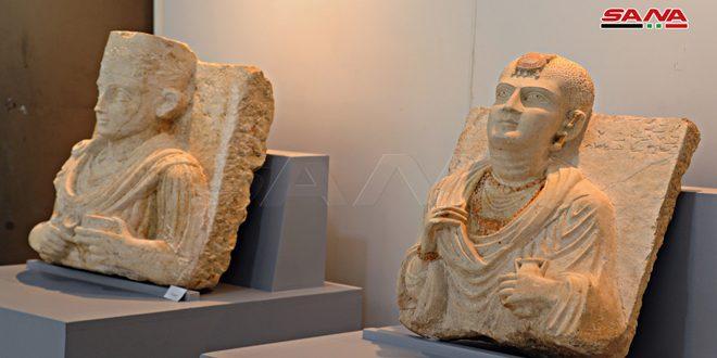 Museo Nacional de Damasco acoge exhibición de piezas arqueológicas recuperadas de los terroristas