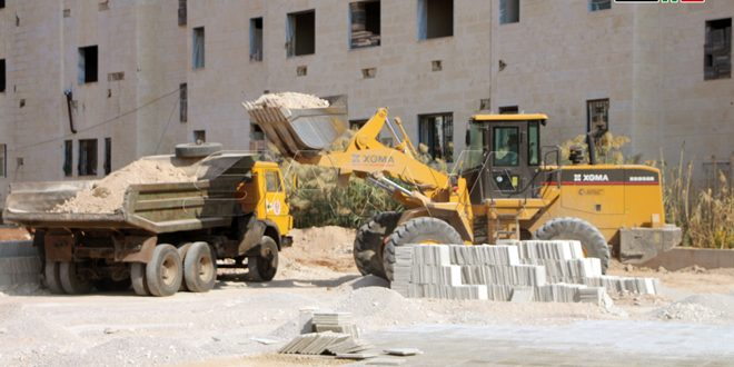 Provincia de Deraa reconstruye 147 escuelas
