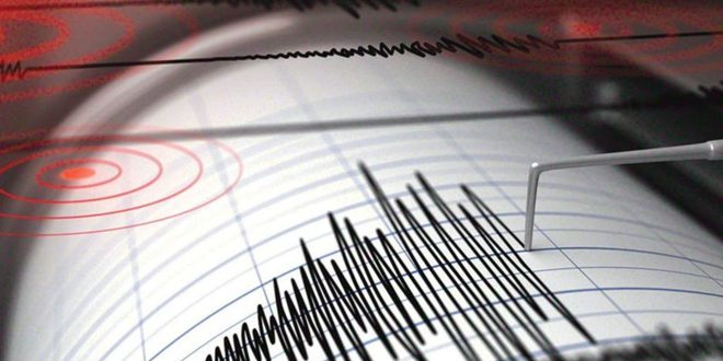 En menos de 24 horas, reportan segundo sismo de 4,1 grados al noreste de Damasco