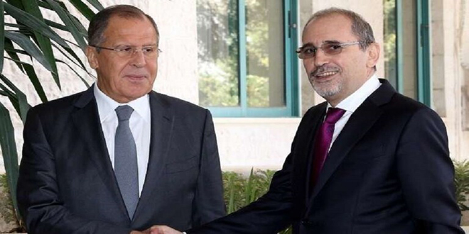 Cancilleres de Rusia y Jordania abordan la situación en Siria