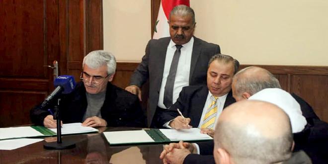 Firman contrato por un valor de 36 millones de euros para construir planta de generación fotovoltaica en Alepo