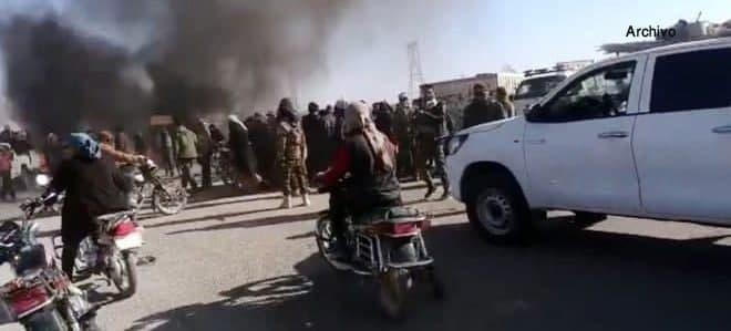 Ultimados integrantes de la milicia FDS en ataques en Hasakeh y Deir Ezzor