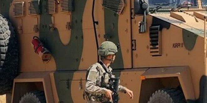 Un soldado turco resulta herido en ataque en el norte de Siria