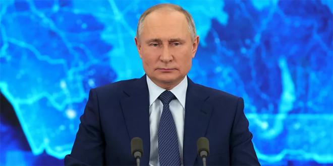La lucha contra el terrorismo continuará en Siria, afirma Putin