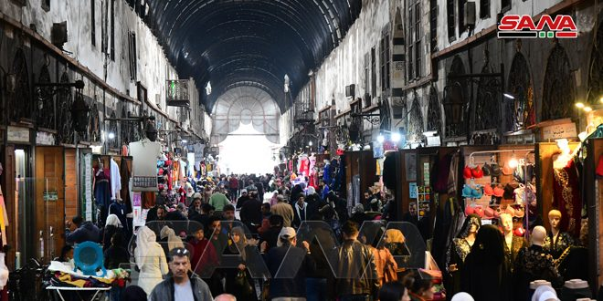 Mercado Medhat Pasha o la Calle Recta según fue mencionada en la Biblia (+ foto)