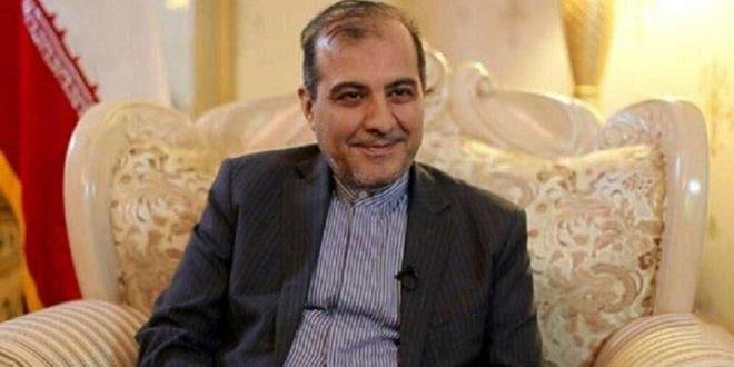 Khaji repasa con Pedersen vías para solución política de la crisis en Siria