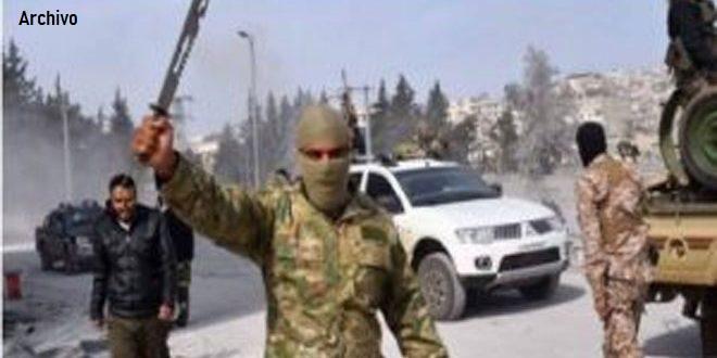 Mercenarios proturcos secuestran dos mujeres en el norte Alepo
