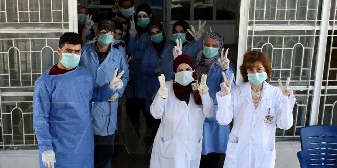 280 recuperados y 60 nuevos casos en a última jornada en Siria