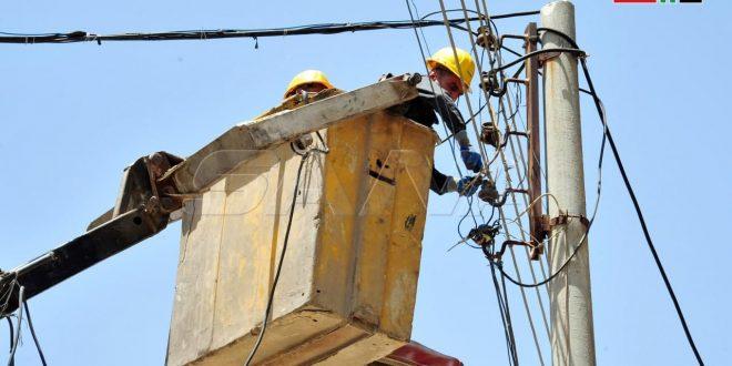 Trabajadores del sector eléctrico… esfuerzos y movilización las 24 horas