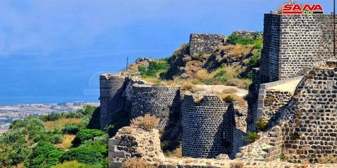Al-Marqab, una fortaleza considerada la más grande de sus tiempos (+fotos)