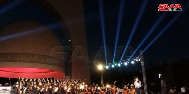 Evento musical frente al Monumento al Soldado Desconocido (+fotos)