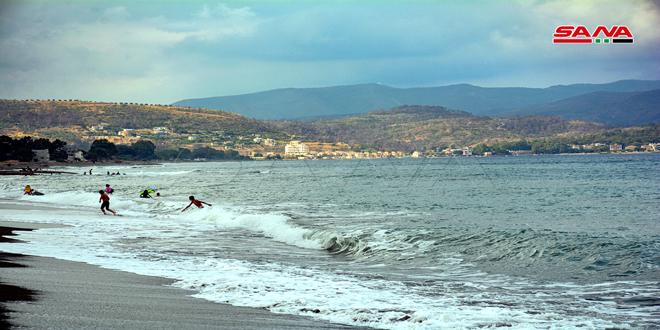 El cabo al-Bassit en la provincia costera de Latakia (fotos)