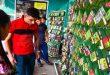 Semillas de plantas y productos para viveros en Feria de Flores de Damasco (+fotos)