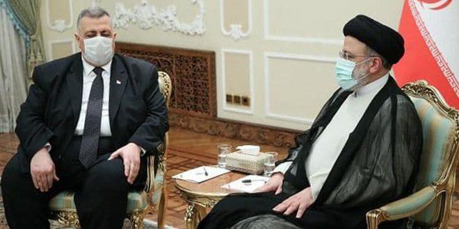 Siria felicita al nuevo presidente iraní.. firme voluntad de continuar la cooperación