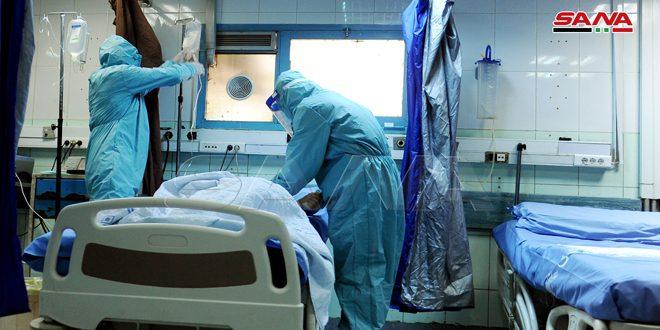 Hospitales de Damasco, Latakia y Damasco-campo están ocupados al 100% con pacientes de Covid-19
