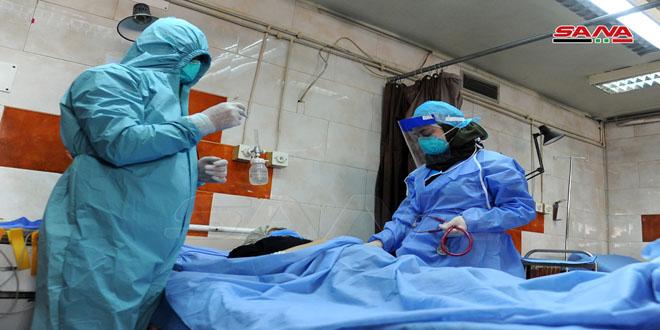 Cifra récord de nuevos casos y decesos por la Covid-19 en Siria