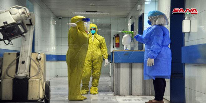 Siria reporta la cifra diaria más alta de contagios por la Covid-19 desde marzo de 2020