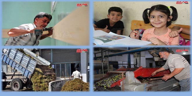 Resumen semanal de las noticias económicas más importantes de Siria