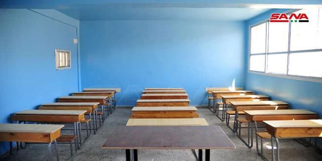 Video: Dareya recupera sus escuelas dañadas por el terrorismo