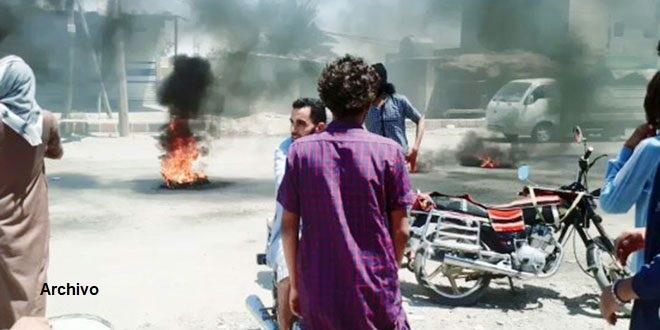 Mercenarios de EEUU cayen entre muertos y heridos en Deir Ezzor