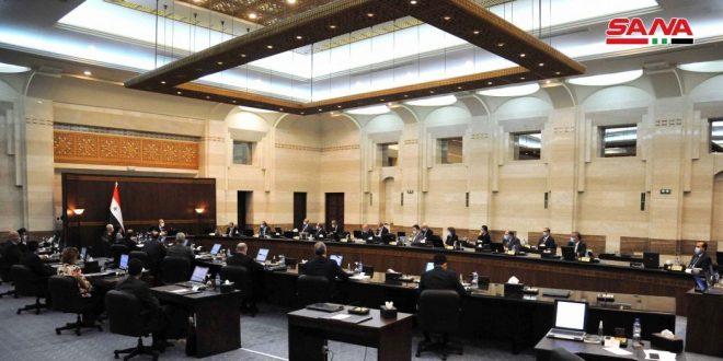 Gabinete decide arrancar un plan para desarrollar áreas en provincia de Deraa