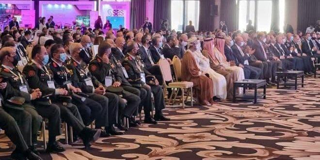 Siria participa en la Conferencia y Exposición de la Inteligencia Artificial en Jordania