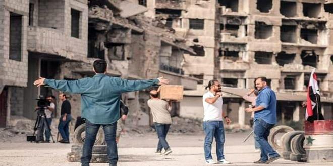 Cortometraje sirio trata efectos humanitarios de la posguerra en Siria