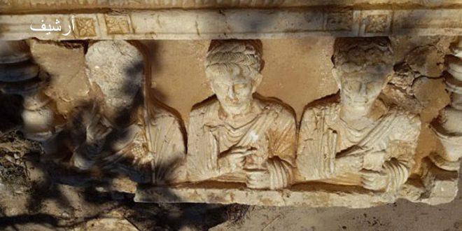 ناکامی تلاش برای قاچاقی آثار باستانی از شهر تدمر