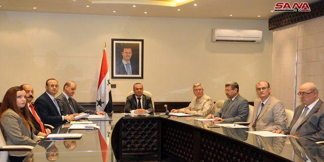 وزیر اداره محلی: نوسازی زیربنایی مناطق آزاده شده از تروریسم